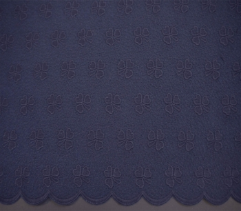 EMBROIDERY 6422 col. 4162 navy