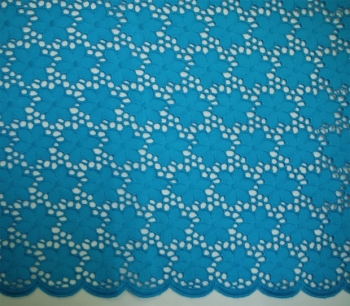 EMBROIDERY 836392 col. 22 blue