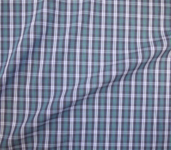 SHIRTING MATERIAL CHECKED 5009