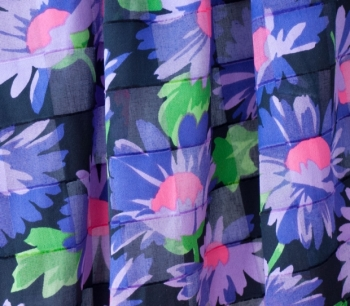 PRINTED CUT VOILE