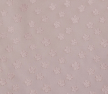 CUT VOILE JACQUARD FLOWER 7791 pink