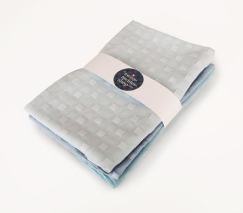 FABRIC BUNDLE shades of blue