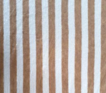 JERSEY 3005/20 light brown/white
