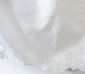 Embroidery 80744 white