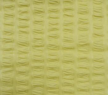 SEERSUCKER col. 405 yellow