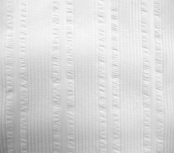 SEERSUCKER  white