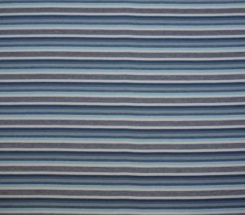 COTTON Jersey 3005/64 col. 1 white/light blue/blue/deep blue/grey