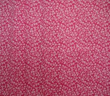 Cotton Lawn 22718 pink-white