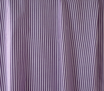 SHIRTING MATERIAL 120827 violet/white