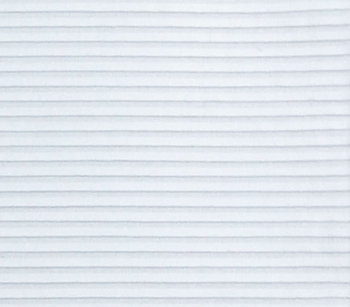 PLEATED FABRIC 6808 white