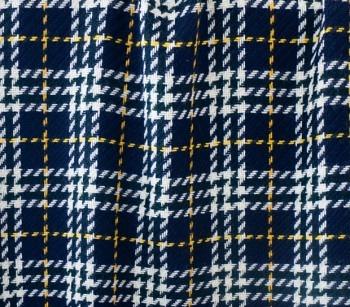 Wolle 10328 grün/weiss/blau/gelb