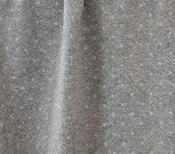Stars on Wool 1031 grey/cream/silver