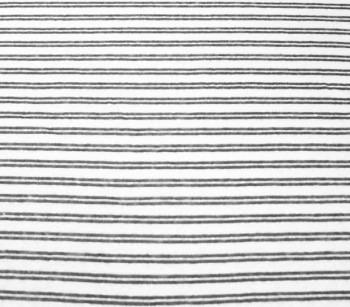 COTTON JERSEY 3005/802 darkgrey/white