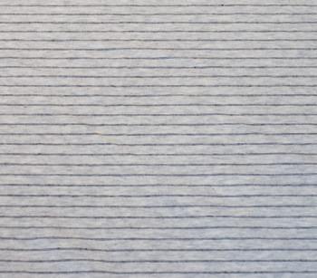 BAUMWOLL JERSEY 3005/807 hellgrau/schwarz