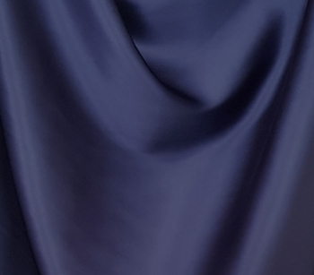 SILK SATEEN 500790 dark blue dark blue