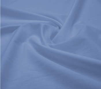 PATENTED SPECIAL FABRIC for hygiene masks with antiviral and antibacterial effect blue